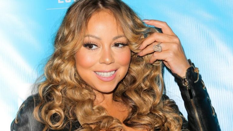 Mariah Carey just sold her engagement ring... and made a tidy bit of money