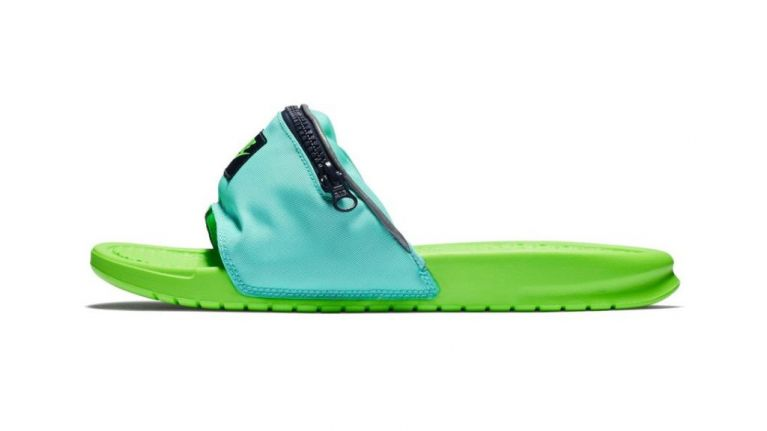 Nike is now making 'fanny pack' slides and they are absolutely hideous