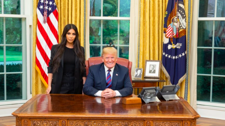 Everyone is in utter disbelief over Kim Kardashian and Donald Trump's meeting