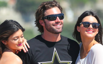 So apparently this is why Kylie Jenner isn't attending Brody Jenner's wedding