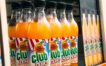 Club Zero has just launched a new drink that LITERALLY tastes like an ice cream