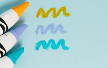 Crayola has launched a makeup line with ASOS and we're as confused as you are