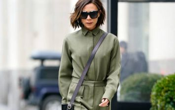 Victoria Beckham shares her fave Shellac shade and it's a good one