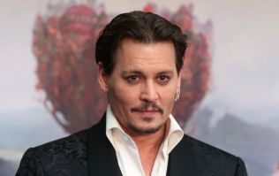 Johnny Depp stepped out this weekend and he looks COMPLETELY different