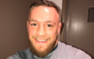 Everyone was delighted to see Conor McGregor at Forbidden Fruit on Sunday