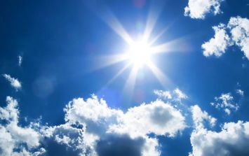 Weather forecast predicts no rainfall in Ireland for at least another week