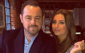 Danny Dyer has a message for any of Dani's potential boyfriends on Love Island