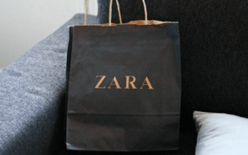 Somehow, this Zara dress is €18 and hell yes for a midweek bargain