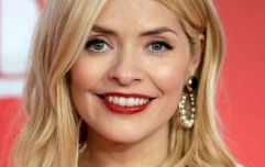 Holly Willoughby's Topshop shorts are the perfect office summer wear