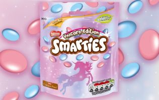 Unicorn Smarties are out next week and we are defo buying them for the office