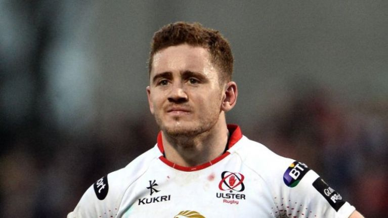 Paddy Jackson has officially joined French club Perpignan on two-year deal