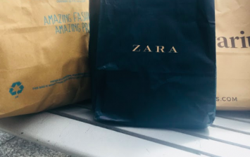 The €40 dress that just arrived at Zara is making my Friday better