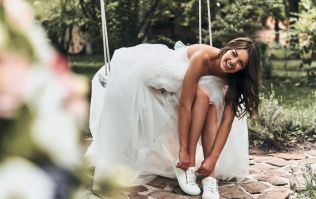 3 alternatives to heels to wear for your wedding day (because comfort is key)