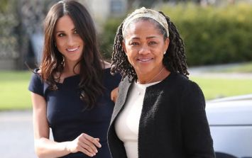 Meghan Markle's mum said this was the best part of her daughter's wedding