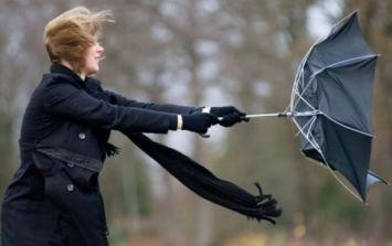 Tis fierce windy out there and everyone is talking about it on Twitter
