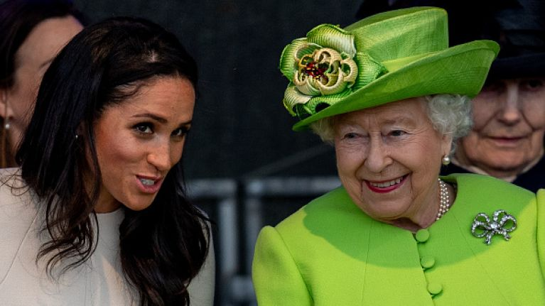 Donald Trump just called Meghan Markle 'nasty' - days before he's due to visit the royals