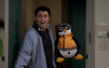 Friends lovers! You can now buy your very own Hugsy