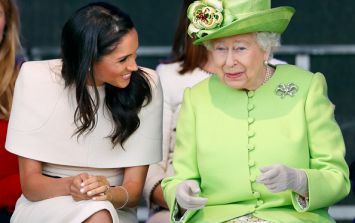 The Queen gave Meghan Markle a stunning gift for their first joint event