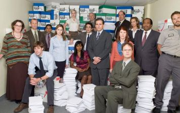 The US Office is reportedly coming back without the literal main character