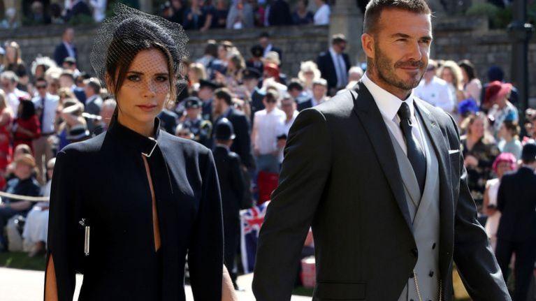 VictoriaBeckham has finally addressed THOSE split rumours