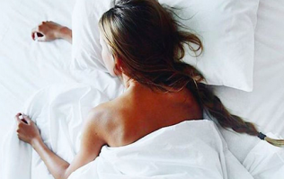 The effect not getting enough sleep has on your face is pretty shocking