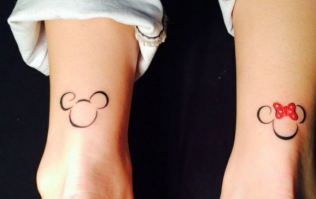 9 Disney-inspired tattoos that are totally magical