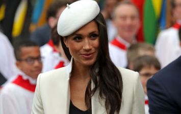 Meghan Markle wore this €34 item to a wedding at the weekend