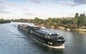 Get ready - we're giving away a lux 8-day river cruise for 2 in Paris!