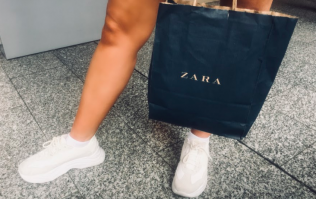 We are melting in this weather but these €20 Zara pants are here to save us