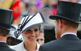 Meghan Markle attends Royal Ascot and we're not sold on her racing day outfit