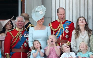 Prince George was quite bold yesterday (and we're absolutely howling)