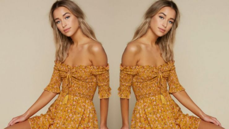 These 5 fab dresses are giving us total Italian summer vibes