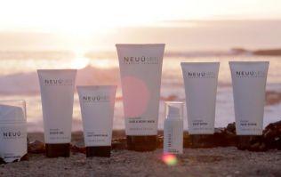 Win dad a hamper full of brand-new (and luxurious) NEUÚ Irish skincare!