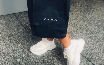 The €40 Zara dress that looks like it could be double the price