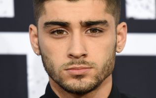 The 10 picture evolution of Zayn Malik's hair (which is now lavender btw)