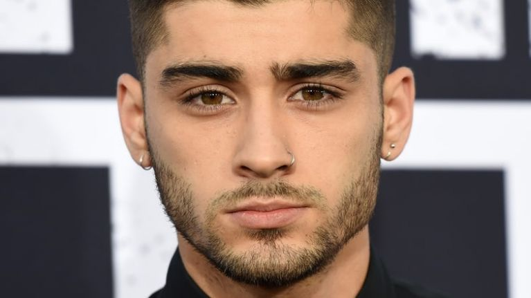 Zayn Malik S New Platinum Blonde Hair May Be His Best Look