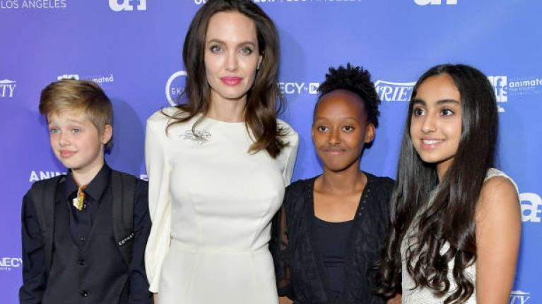 The court is demanding Angelina Jolie give her kids more