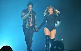 Beyonce and Jay Z just gave a fan a MASSIVE surprise during one of their concerts