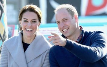 Prince William and Kate Middleton have new neighbours, and they're delighted