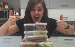 I had all my meals made for me for a week and it was GLORIOUS