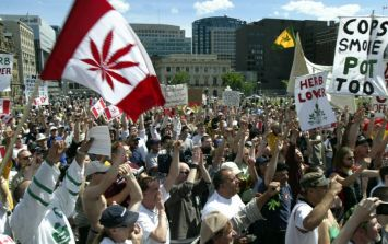 Canada just legalised cannabis for recreational use