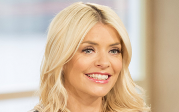 RUN! Holly Willoughby's latest summer dress is now reduced to half-price