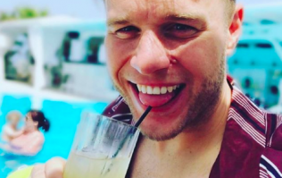 Olly Murs shared a nude vid of himself on Insta and nobody saw it