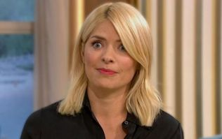 People have a real issue with the dress that Holly Willoughby wore yesterday