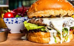 HUNDREDS of Irish restaurants are giving away free burgers today