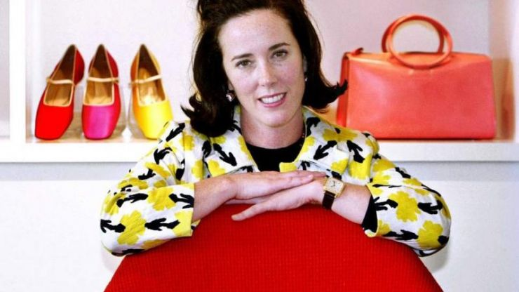 Kate Spade's dad has died, one day before his daughter's funeral