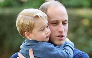 Prince George was SO impressed when his dad did this