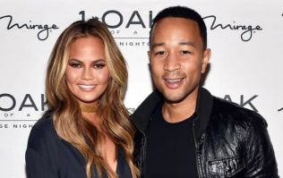 Chrissy Teigen and John Legend just got matching tattoos, and we're screaming