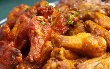 A chicken wing festival is coming to Dublin and OMG yes, delish