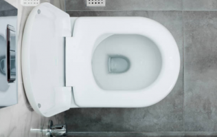 Don't fuss around on a public toilet seat, experts warn